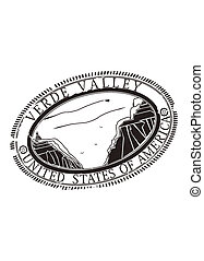 Verde Valley stamp