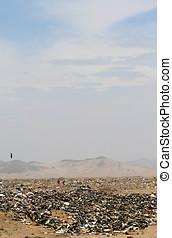 Impromptu Landfill