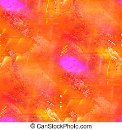 color seamless background orange watercolor art water texture abstract