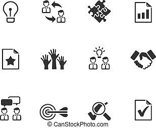BW Icons - Management