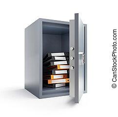 safe binder