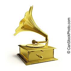 Phonographe, or