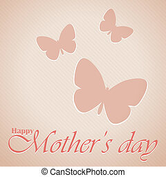 Mother's day postcard