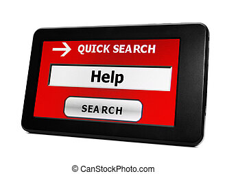 Search for help