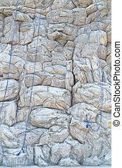牆, 攀登, 人工, 岩石