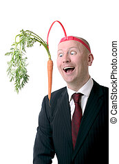 motivation carrot - self motivation of dangling a carrot on...