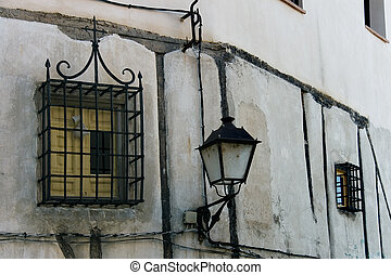 Street of Cuenca - Steet of cuenca in Castilla la Mancha...