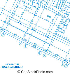 Architecture background - Interesting architectural...