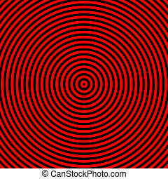 A0006_Hypnotize red and black circle graphic - Hypnotize red...