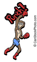 Punch puppet
