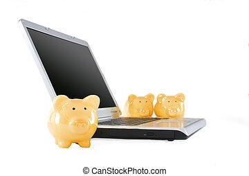 risparmi, banca