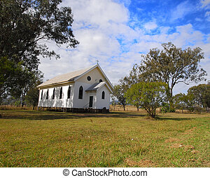 Chapel - chapel in outback of Australia