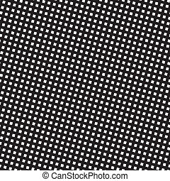 Gigantic Diagonal black grid background