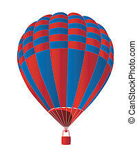 air balloon  - vector air balloon