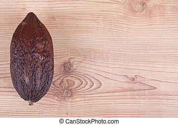 cocoa fruit