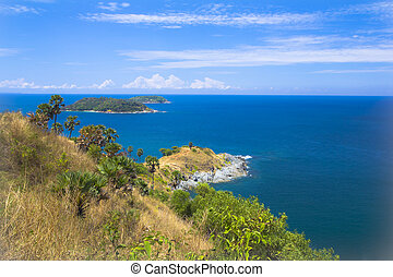 Phrom Thep Cape - Phrom Thep cape, Phuket South of Thailand
