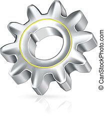 Gear, icon