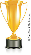 Gold Cup, vector