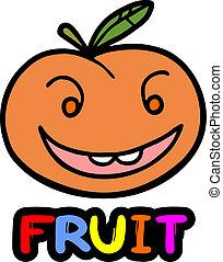 Apple fruit - Creative design of apple fruit