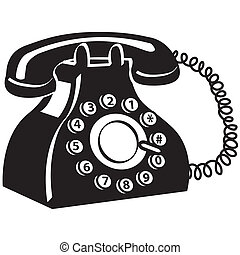 Phone Telephone Clip Art - Phone Telephone clip art