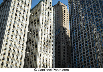 Skyscrapers, Manhattan, New York City