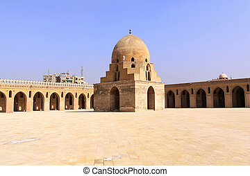 Ibn Tulun ablutions dome
