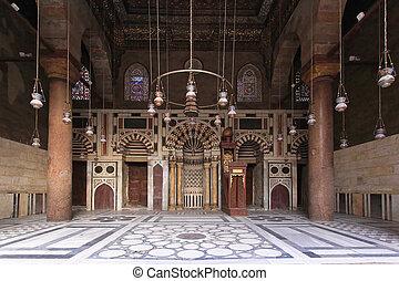 Qibla Iwan Mosque