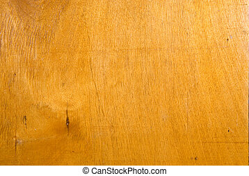 Wooden background plywood varnished