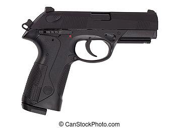 9 Mm, arma de fuego