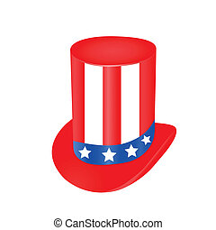 Top hat for independence day