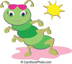 Bug in the Sun