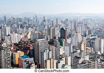 City ??of sao paulo