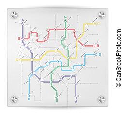 City Public Transport Scheme - Fictitious City Public...