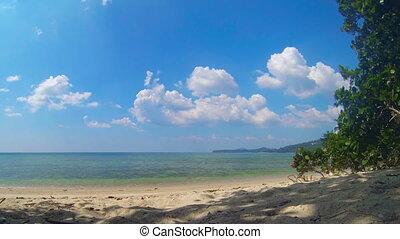 Small, wild beach Thailand, Phuket - 1920x1080 hidef, hdv -...