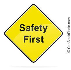 sécurité, premier
