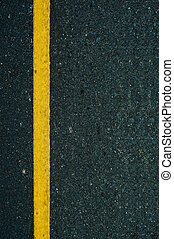 yellow line on road - yellow line on the road texture