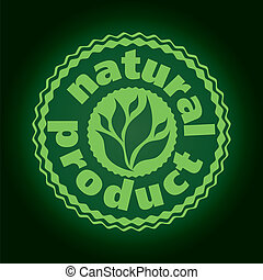 logo printing brand natures product