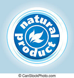 natures product brand logo