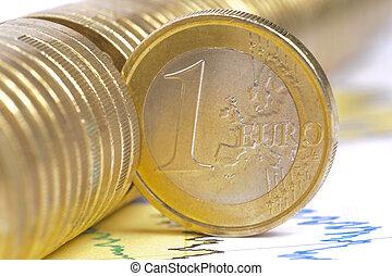 single euro coin