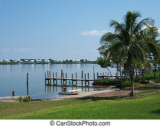 The view from Cabbage Key