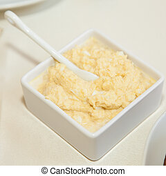 Creamy horseradish sauce is perfect for accompanying roast...