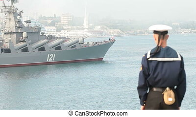 Russian Black Sea Fleet - Celebration of the 230th...