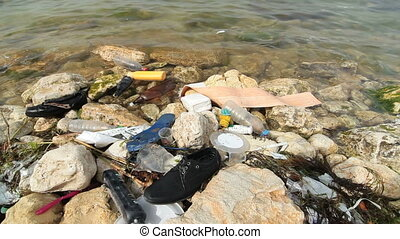 Sea Water Pollution