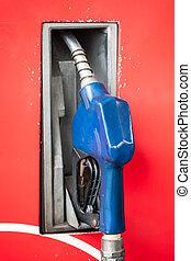 Gasoline nozzle