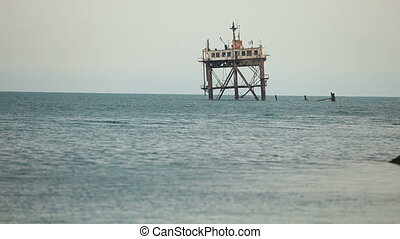 Sea level observing system - Oceanographic stationary...