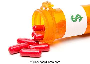 médicament,  prescription