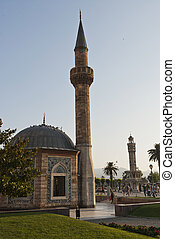 izmir clock tower - izmir