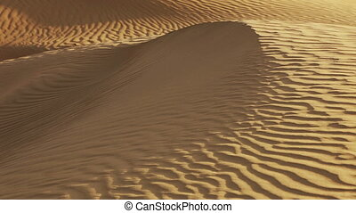 A sand dune close-up India - Video 1920x1080 A sand dune...