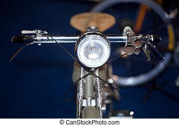 型, 自転車
