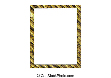 Golden Bronze Frame